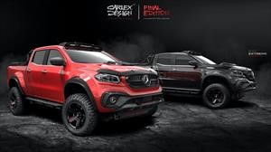 Mercedes Clase X por Carlex Design: Fiesta de despedida