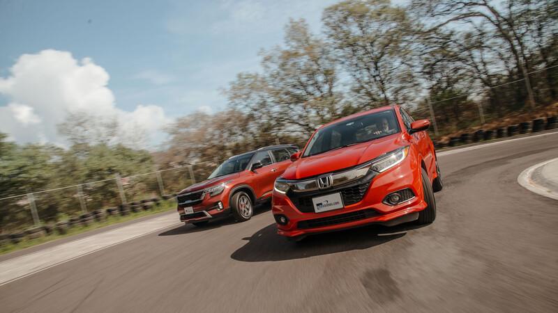 Honda HR-V vs KIA Seltos, cuál es la reina de la categoría
