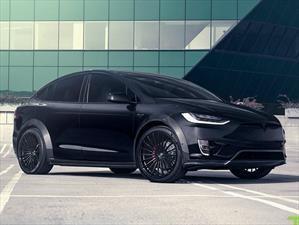 Tesla Model X P100D T Largo por T Sportline ofrece un look más agresivo
