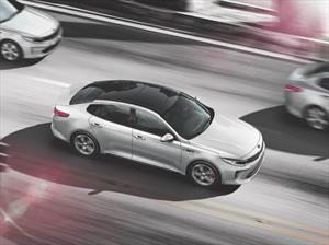 Así es el nuevo Kia Optima GT-Line 2016