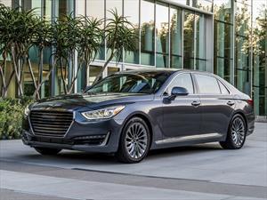 Genesis G90 2017 llega a Estados Unidos con un precio inicial de $68,100 dólares