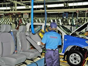 Toyota invierte USD 800 millones en Argentina