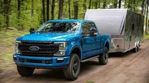 Ford F-Series Super Duty recibe un nuevo motor V8 a gasolina