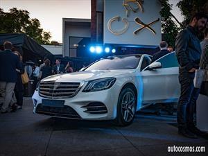 Mercedes-Benz actualiza el ícono tecnológico de la industria