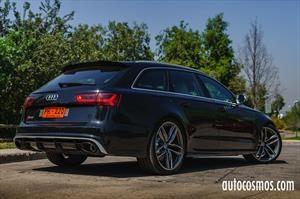Probamos el Audi RS6 Avant 2017