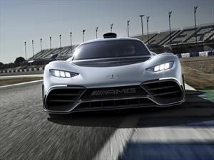 Mercedes-AMG Project One, presentado en Frankfurt