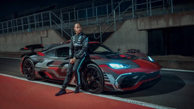 Video: Mercedes sigue avanzado con el Project ONE