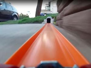 Video: Así es la perspectiva a bordo de un Hot Wheels