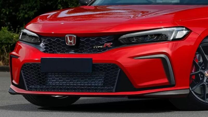 Así se vería el nuevo Honda Civic Type R