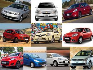 Top 10 los autos más vendidos en Argentina en Agosto 2013