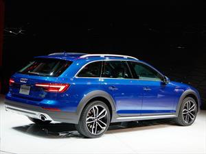 Audi A4 Allroad 2017, la nueva generación