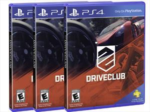 Driveclub sale a la venta en México