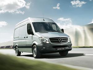 Mercedes-Benz Sprinter se renueva en Argentina