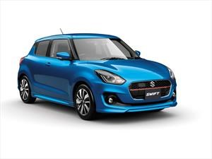 Suzuki Swift 2017 se presenta
