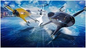 Goodwood 2019: Airspeeder, ¿se viene un nuevo tipo de competencias?