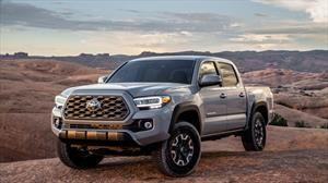 Toyota Tacoma 2020 se presenta