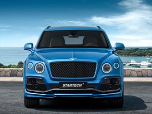 Bentley Bentayga por Startech, agresividad total