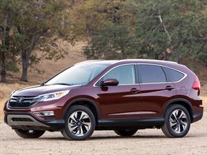 Honda CR-V 2016 tiene 5 estrellas en pruebas de impacto de la NHTSA