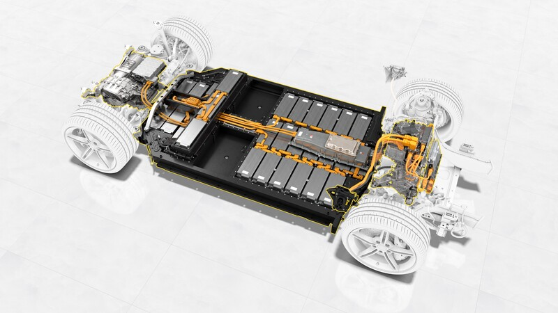 Porsche junto con BASF desarrollaran baterías de alto desempeño para autos eléctricos