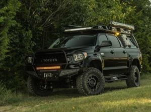 Toyota Ultimate Adventure Truck es la pickup de Kevin Costner