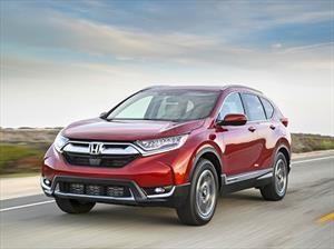 Honda CR-V 2017, primera impresión de manejo