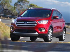 Test drive: Ford Escape 2018