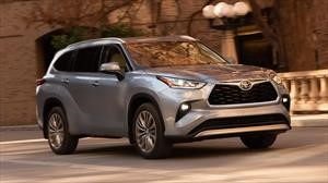 Primer contacto con la Toyota Highlander 2020