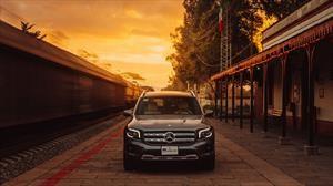 Manejamos la Mercedes-Benz GLB 2020
