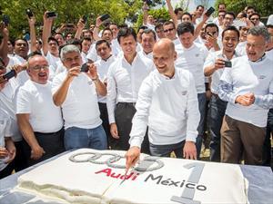 Audi Q5 se producirá en México a mediados de 2016