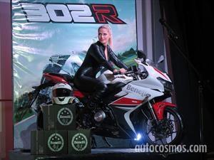 Benelli presenta tres nuevas motos en Argentina