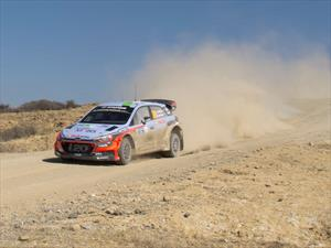 7 diferencias del Hyundai i20 y el i20 WRC