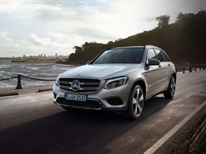 Mercedes-Benz GLC 350e se lanza en Argentina