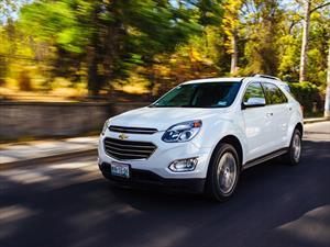 Chevrolet Equinox 2016 a prueba