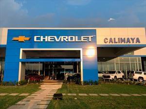 Chevrolet presenta su nueva propuesta de concesionarias digitales