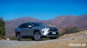Probando la Toyota Rav4 Hybrid 2019