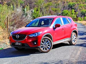 Mazda es la marca con menos consumo de combustible