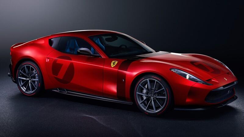 Ferrari Omologata es un super auto único con un diseño más que espectacular