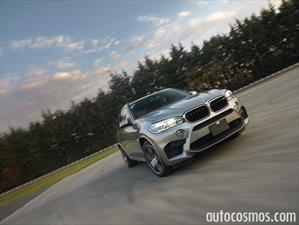 Prueba BMW X5 M