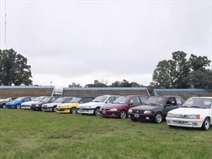 Con presentación de clásicos, Peugeot celebró sus 60 años en Argentina