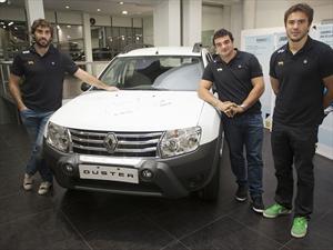 Renault Argentina subasta un Duster a la fundación Botines Solidarios