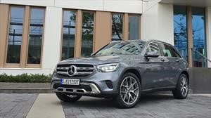 Mercedes-Benz GLC 300 e 2020, primeras impresiones desde Frankfurt