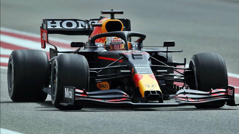 F1 2021: Verstappen, el más rápido en el arranque de la pretemporada