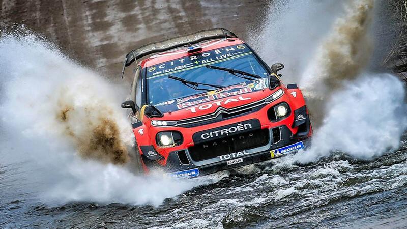 WRC 2021: Argentina no será parte del calendario