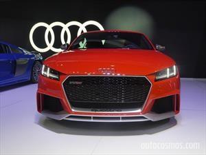 Audi Sport llega a Argentina y se presenta en el Salón de Buenos Aires 2017