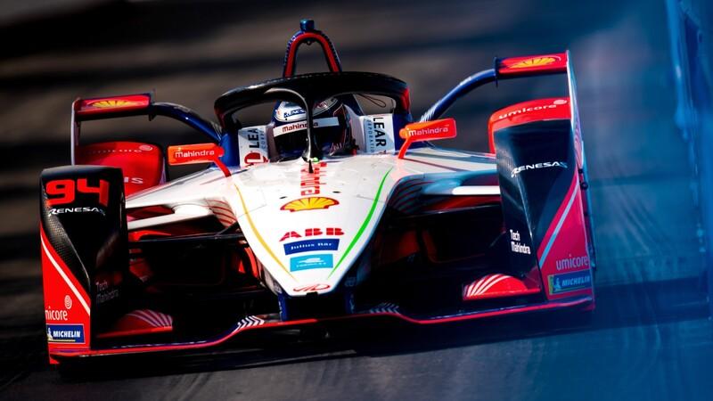 Fórmula E: cómo funciona y cómo se carga un auto de carreras