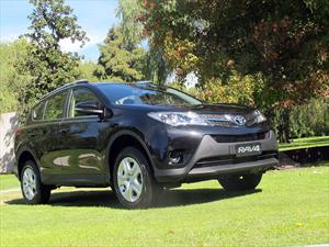 Toyota presenta la nueva RAV4 en Argentina