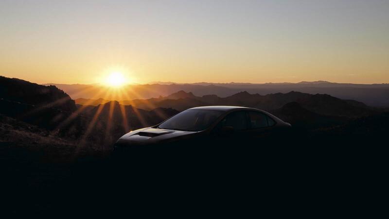 Primeras imágenes del nuevo Subaru WRX 2022