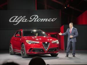 Alfa Romeo Stelvio 2018, bella y deportiva