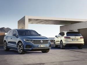 Volkswagen Touareg 2019 debuta