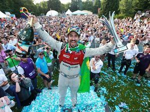 Formula E: Lucas Di Grassi y Audi arrasaron en Suiza